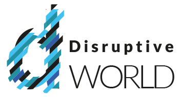 Disruptive World logo